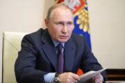 Путин анонсировал постановку набоевое дежурство уникального оружия