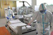 В Москве выявили 7916 новых случаев заражения коронавирусом