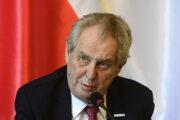 Президент Чехии призвал рассмотреть разные версии взрывов складов во Врбетице: Политика: Мир: Lenta.ru