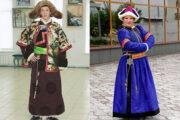Национальный костюм агинских бурятов признали региональным брендом: История: Моя страна: Lenta.ru