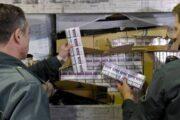 Изъять и сохранить: таможенные склады забиты миллионами контрабандных сигарет