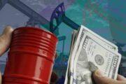 Нефть споткнулась об отметку 80 долларов