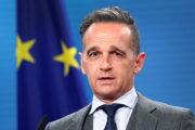 Глава МИД Германии Хайко Маас получил прямой мандат в бундестаге: Политика: Мир: Lenta.ru